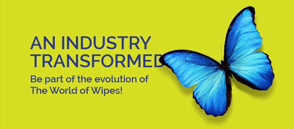 Be part of the Evolution of Wipes
